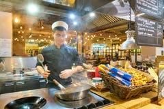 marketplace стоковое фото rf