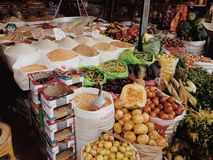 marketplace Fotos de Stock Royalty Free