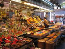 marketplace Стоковая Фотография RF