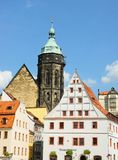 Marketplace Pirna Royalty Free Stock Images