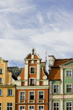 Marketplace in Wroclaw Royalty Free Stock Photo