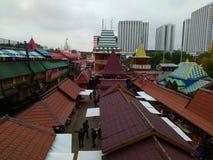 Markets in Izmailovsky Kremlin