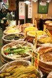 markets nishiki Arkivfoto