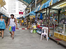 markets phuket Arkivfoto