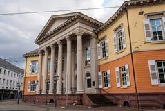 Markgräfliches Palais in Karlsruhe Stock Photos