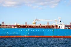 Markiert auf der Schiffsseite Lizenzfreie Stockfotos