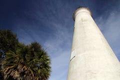 markiert Leuchtturm lizenzfreie stockbilder