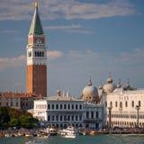 markiert Quadrat, Venedig Lizenzfreie Stockfotos