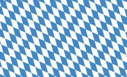 Markierungsfahne von Bayern lizenzfreie abbildung