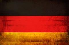 Markierungsfahne von Deutschland Lizenzfreies Stockfoto