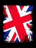 Markierungsfahne von England Lizenzfreies Stockbild