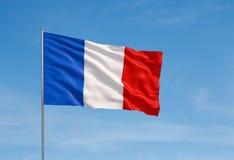 Markierungsfahne von Frankreich Stockbilder