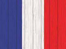 Markierungsfahne von Frankreich Lizenzfreie Stockfotos
