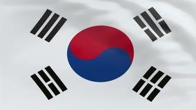 Markierungsfahne von Korea