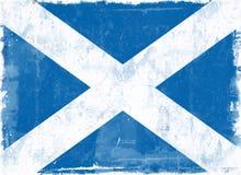 Markierungsfahne von Schottland Lizenzfreie Stockbilder