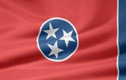 Markierungsfahne von Tennessee Lizenzfreies Stockfoto