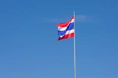 Markierungsfahne von Thailand Lizenzfreie Stockfotos
