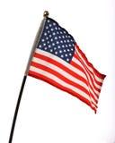 Markierungsfahne von USA Stockfotos