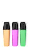 Marking pen Royalty Free Stock Image