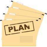 Marking Plan Stock Images