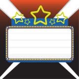 markiza znak Obraz Royalty Free