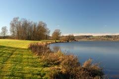 Marklkofen Lake Stock Photography