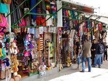 Marknad överst av Monserrate Royaltyfri Fotografi