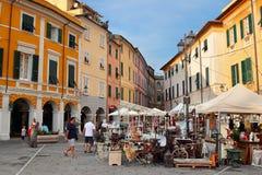 Marknad av antika objekt Royaltyfria Foton