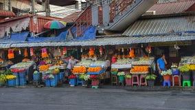Marknad ChiangMai, Thailand Royaltyfri Foto