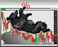 marknad för 01 björn fotografering för bildbyråer