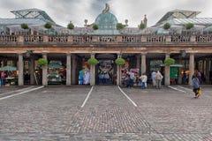 Marknad för Covent trädgård Arkivfoton