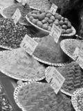 Marknad för ny grönsak Royaltyfria Bilder