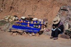 Marknad i Argentina Fotografering för Bildbyråer