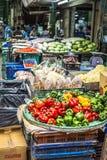Marknad i Bangkok, Thailand Royaltyfri Foto