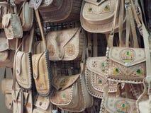 Marknad i den gamla medinaen Royaltyfri Bild