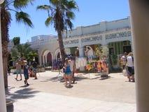 Marknad i Kuba på våren kubansk semesterort royaltyfria foton