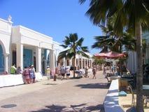 Marknad i Kuba på våren kubansk semesterort royaltyfri foto