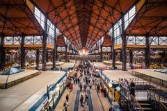 Marknad i Ungern Royaltyfri Bild