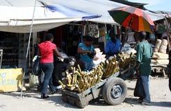 marknad mombasa Royaltyfri Bild