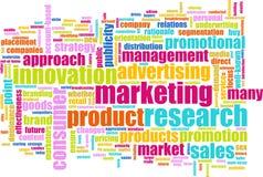 marknadsforskning Arkivbild