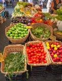 Marknadsplats Royaltyfria Bilder
