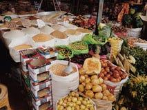 marknadsplats Royaltyfria Foton