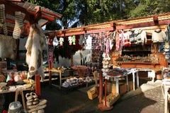 marknadsplats Royaltyfri Foto