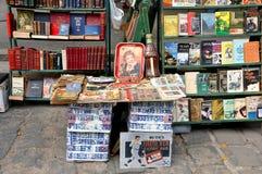 Marknadsplats i havannacigarr Arkivbild