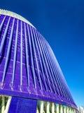 Marknadsplatsbyggnad på staden av konster och vetenskaper i Valencia, Spanien royaltyfri foto