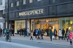 Marks and Spencer Stock Photography