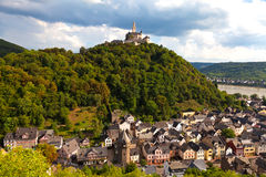 Marksburg Castle, Germany Stock Image