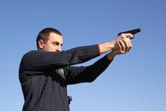 marksman Стоковое фото RF