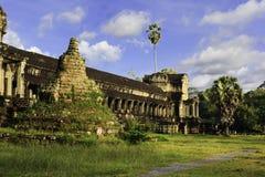 Markstein-Angkor Wat Tempel lizenzfreies stockfoto