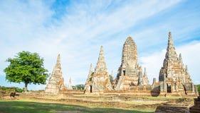 Markstein von Thailand Stockfoto